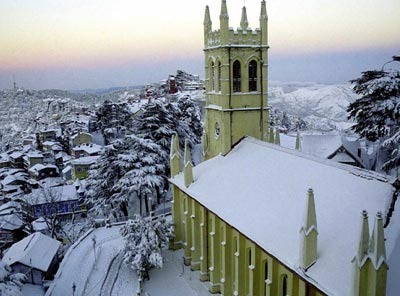 Shimla Delight Tour Packages 04 Nights - 05 Days