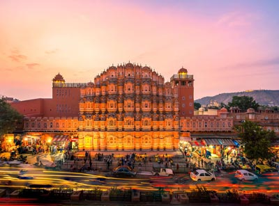 Golden Triangle Tour Packages 06 Nights - 07 Days